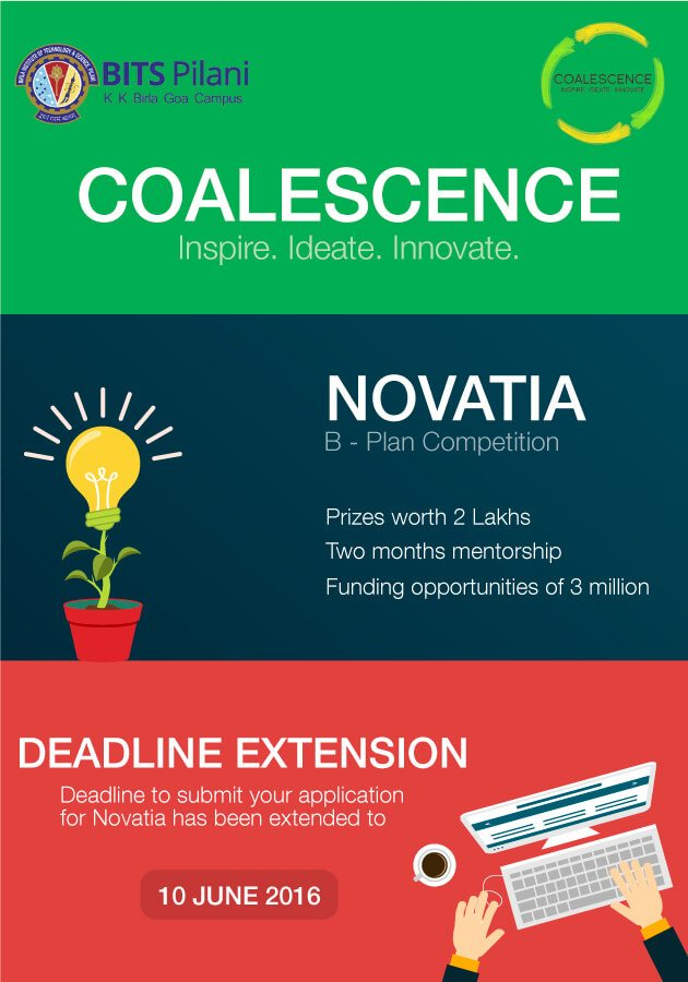 novatia business plan competition