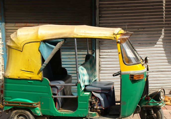 ola-electric-auto rickshaw