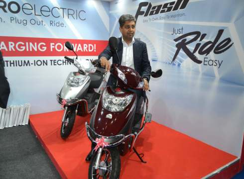 FLASH HERO: Hero Electric has launched its latest product 'FLASH'