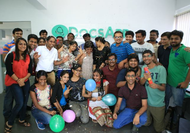 DocsApp Raises $7.2 Mn Series A Funding From Bessemer, Others