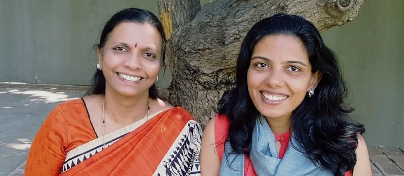 NIRAMAI Co-founders Dr. Geetha Manjunath & Nidhi Mathur (1)