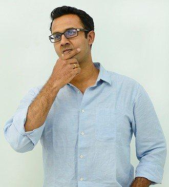 Prashant Nagarajan, co-founder Qtrove