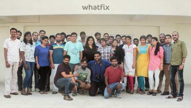 The Whatfix team