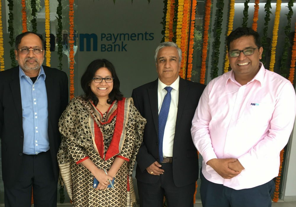 paytm-payments bank-bank