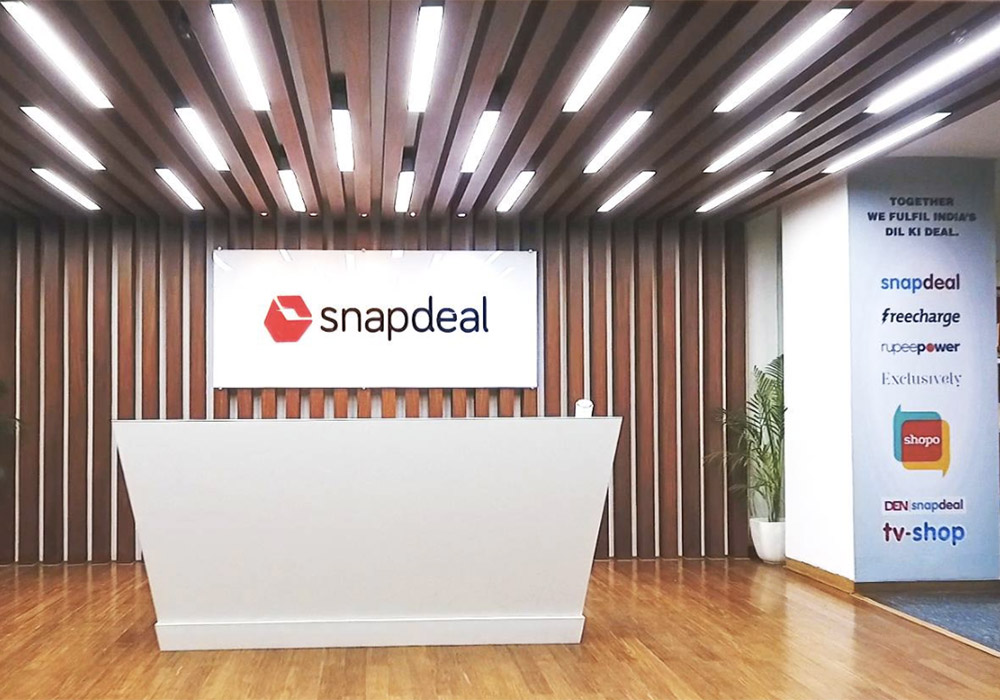 Snapdeal Is Shifting Its Office