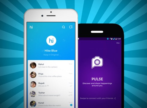 hike messenger-pulse-instalively