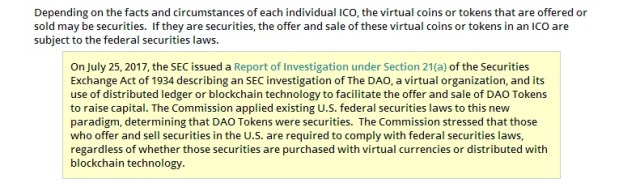 sec-initial coin offerings