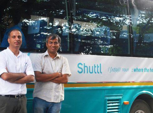 shuttl safe-bus aggregator