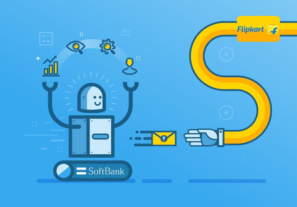 softbank-flipkart-ecommerce-india-amazon