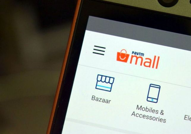 Paytm Plans To Invest $2.5 Bn To Grow Its Ecommerce Business Paytm Mall