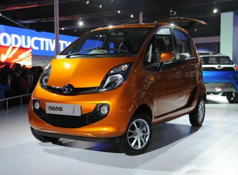 tata motors-nano-electric vehicle-nano ev
