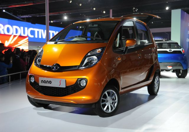 tata motors-nano-electric vehicle-nano ev