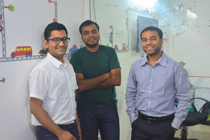 Mobile Parking Startup Get My Parking Secures $3 Mn In Series A Funding From IAN, Others