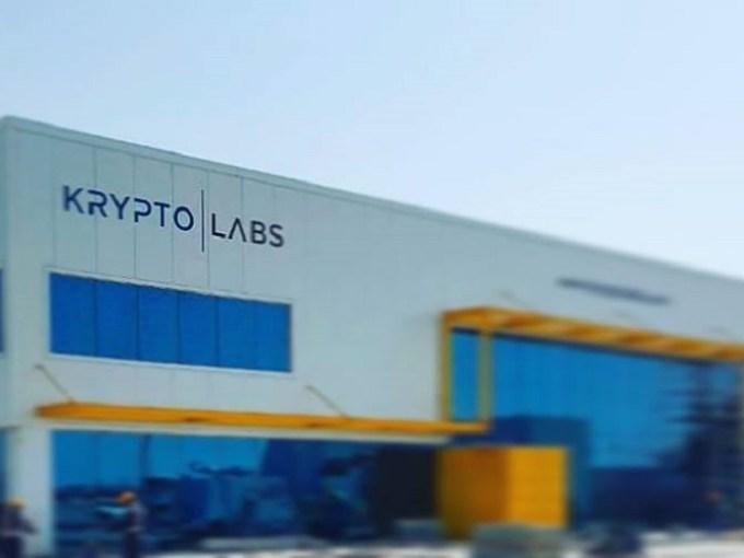 krypto labs-startup contest-uae-indian startup news