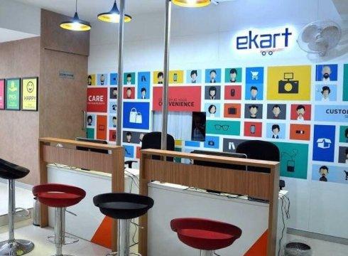 ekart-funding-flipkart group-logistics