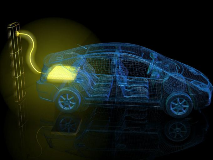 electric vehicles lithium ion