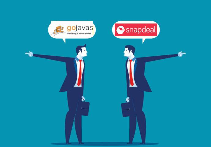 91d0876b18c Quikdel Logistics Refuses To Withdraw Its  45.8 Mn Notice Against Snapdeal
