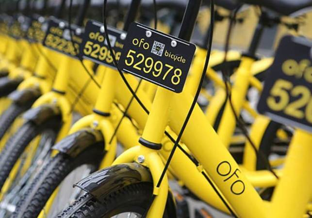 Chinese Bicycle Sharing Unicorn Ofo Set To Enter India By H1 2018