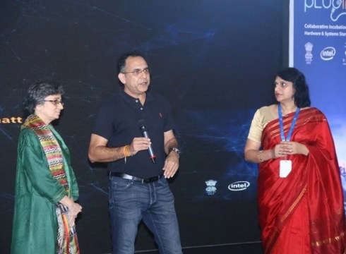 intel india-maker lab-accelerator-startups
