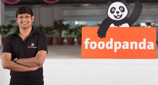 foodpanda India-food-delivery