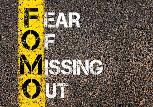 Why Entrepreneurs Need To Move Away From FOMO