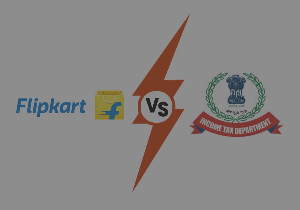 flipkart-ecommerce-income tax-tax