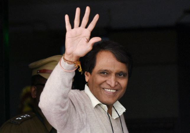 India's Future Lies With The Startups, Says Union Minister Suresh Prabhu