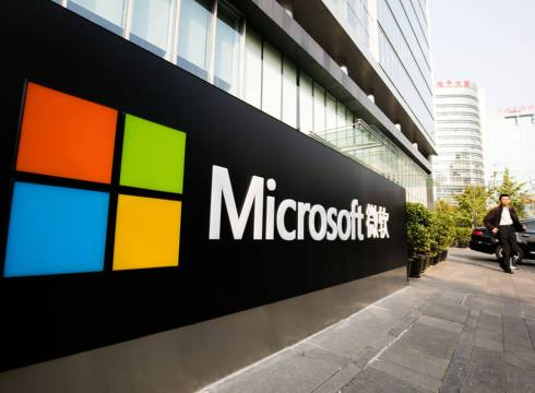 Microsoft Ventures Plans A Come back To India, Targets New Age Tech Startups