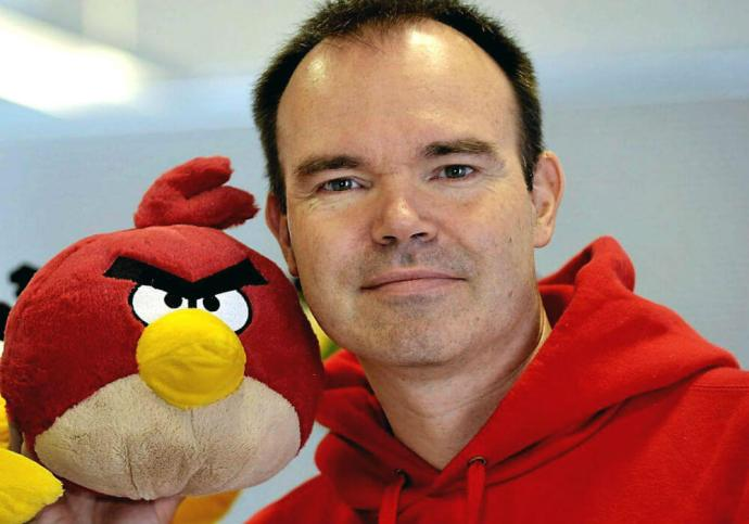 The Man Behind Angry Birds Wants To Collaborate With The Indian Startups
