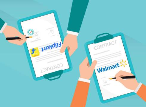 Walmart In Final Stages Of Flipkart Deal, Amazon Left In The Cold