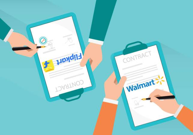 Walmart Offers 73% Buyout; While Sachin Bansal May Exit, Kalyan Likely To Continue As CEO Of Flipkart