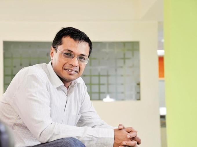 Sachin Bansal, Co-founder Flipkart