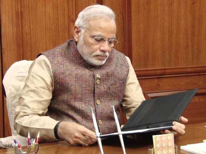 Concerned PM Modi Asks Ministries, States To Boost Use Of BHIM App