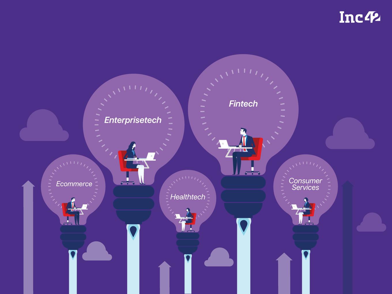 FinTech, EnterpriseTech, Ecommerce Were Top Sectors In H1 2018: India Tech Startup Funding Report
