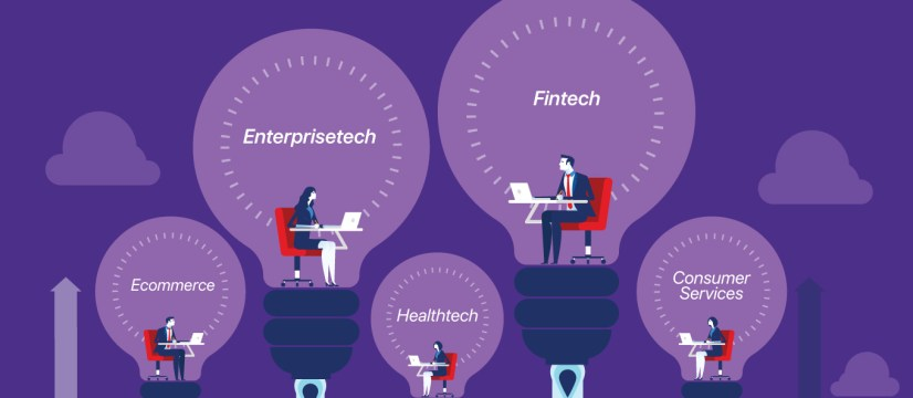 FinTech, EnterpriseTech, Ecommerce Were Top Sectors In H1 2018: India Tech Startup Funding Report