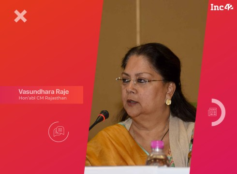 : How The Rajasthan CM Is Connecting With State Citizens Directly Via Vasundhara Raje Mobile App