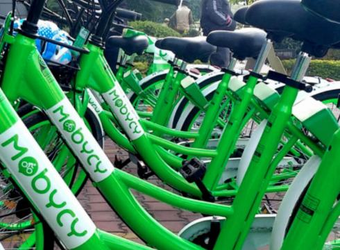 Dockless Bike Sharing Startup Mobycy May Soon Raise $3 Mn