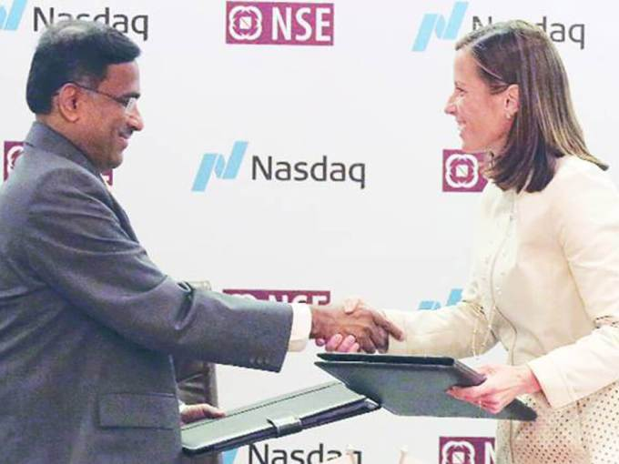 NSE, NASDAQ Tie Up To Support Indian, Israel And Silicon Valley Startups