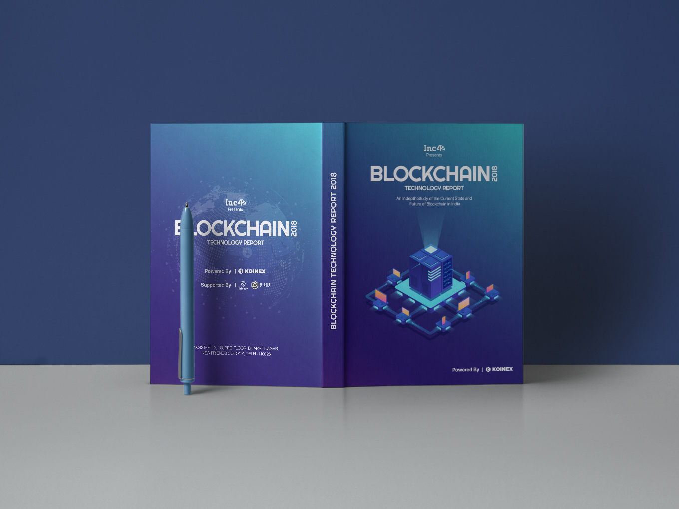 Inc42's Blockchain Technology Report 2018: Demystifying The Hottest Technology Of The Moment