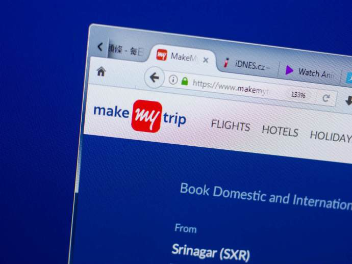 MakeMyTrip Raises $10 Mn From Its Parent Company in Mauritius
