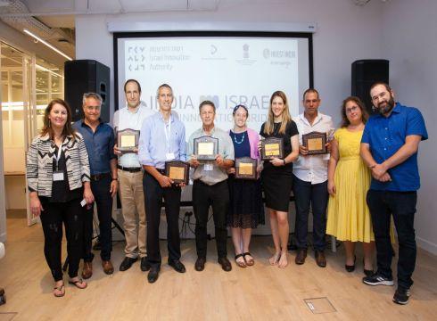 Meet The Six Startups From India-Israel Innovation Bridge Challenge