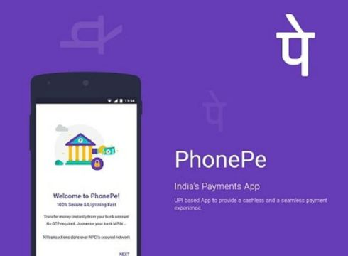 PhonePe Receives Another Tranche Of $500 Mn Investment From Flipkart