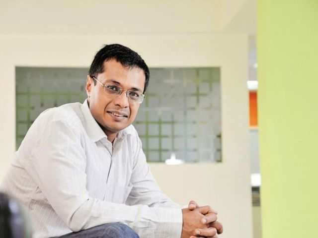 From Etail To AI: Sachin Bansal In Talks To Raise $700 Mn - $1 Bn Startup Fund