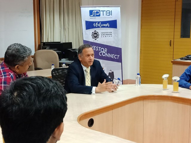 Sardar Patel Technology Business Incubator Is Nursing Fledgeling Tech Startups And Giving Them Wings To Fly