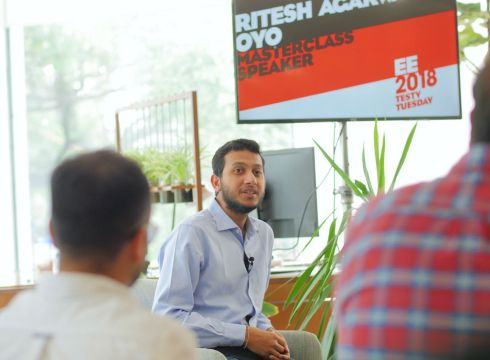 [Lightspeed Extreme Entrepreneurs Lesson 1] OYO's Ritesh Agarwal On What Matters The Most