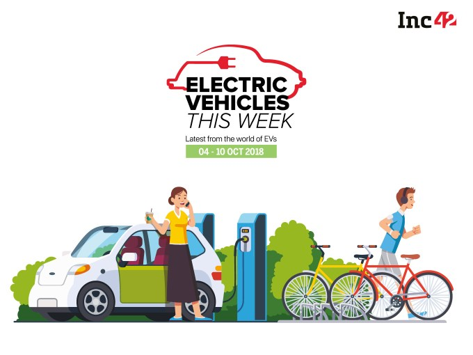 Electric Vehicles This Week: Taiwan's Kymco To Invest In India's EV Startup Twenty Two Motors And More