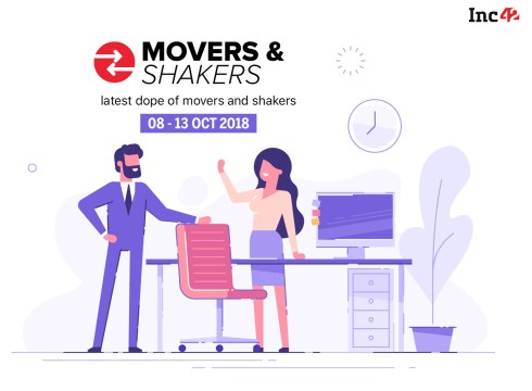 Movers And Shakers Of The Week [08 - 13 October]
