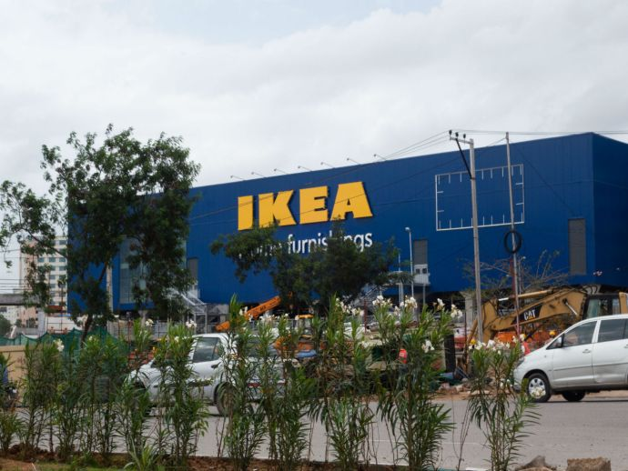 Ikea Bullish On India's Furniture Industry