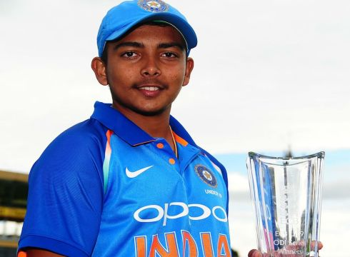 Swiggy, FreeCharge Booked For Misleading Ad Using Cricketer Prithvi Shaw's Name