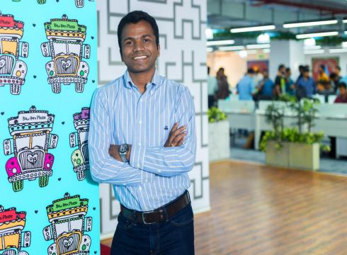 BlackBuck Founder Rajesh Yabaji on being a Harvard case study